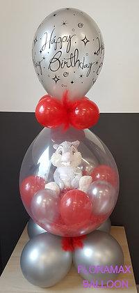 Ballon magique panpan   Ref  :  BM2076