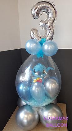 Ballon magique Stitch