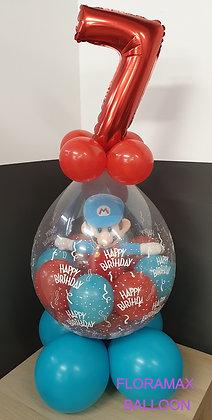 Ballon magique Mario  Ref  :  BM2095