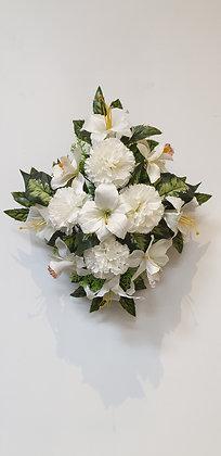 Coussin Blanc (BU139)