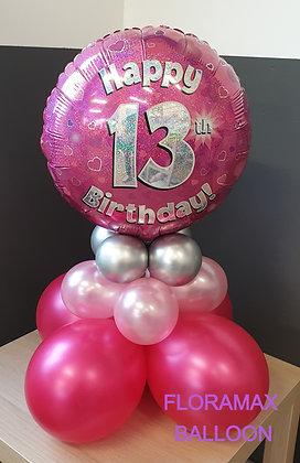 Bubble 13 ans     Ref :    SB1072