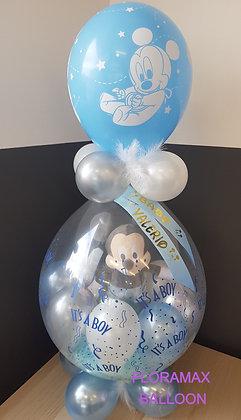 Ballon magique Mickey    Ref  :  BM2020