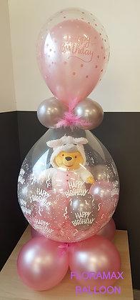 Ballon magique Winnie l'ourson   Ref  :  BM2090