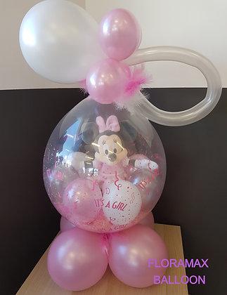 Ballon magique Minnie    Ref  :  BM2051