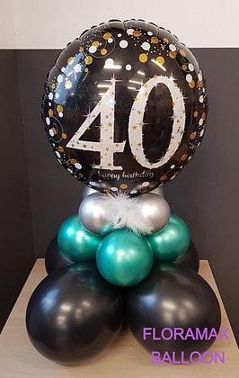 Bubble 40 ans    / ref: SB 1071