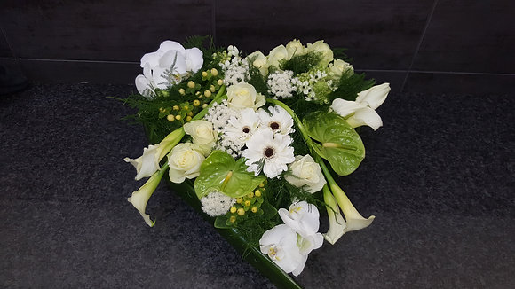 Cœur de fleurs (CN99)