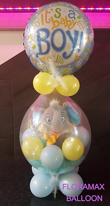 Ballon magique éléphant