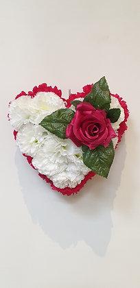 Coeur Blanc / Rose (CO041)