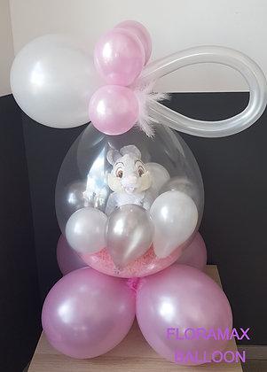 Ballon magique Panpan   Ref  :  BM2011