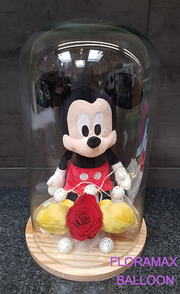 Veilleuse éternelle Mickey   Ref  :  VE3021