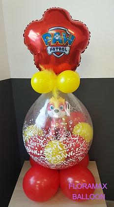Ballon magique Patpatrouille  Ref  :  BM2097