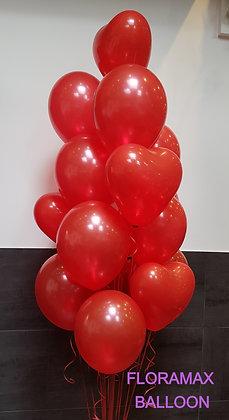Grappe de ballons Amour