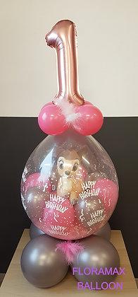 Ballon magique Bambi
