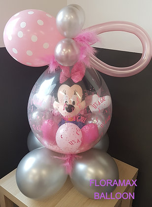 Ballon magique Grande Minnie