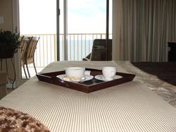 Master bedroom at thiscondorocks
