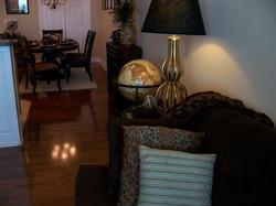 Living area at thiscondorocks