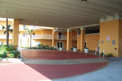 Exterior of Treasure Island Resort