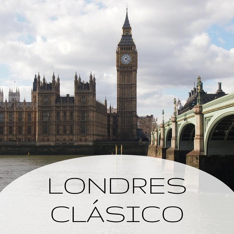 LONDRES CLÁSICO. Lunes a las 10:00.