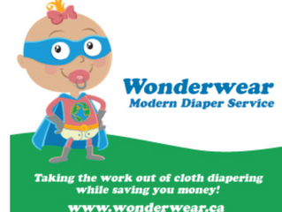 Act of Kindness-Wonderwear Cloth Diaper Service