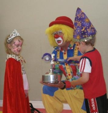 Birthday Princess Magic Show