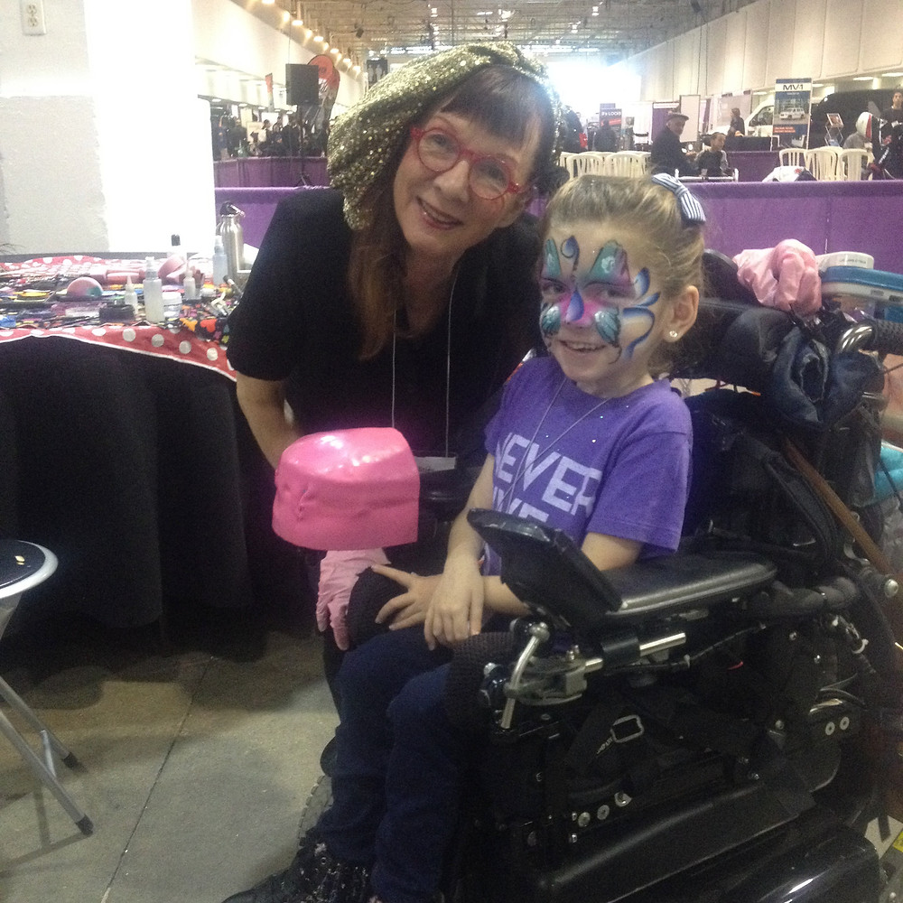 Face Painting in Mississauga & Oakville
