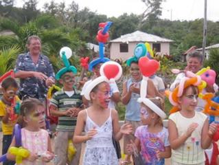 Bringing Joy to Cuban Children