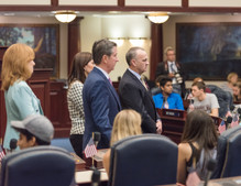 FULL: 02.21.2018 - Students from Marjory Stoneman Douglas Discuss Firearm Reform with Speaker Corcor