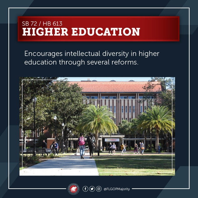 Higher Ed Reform