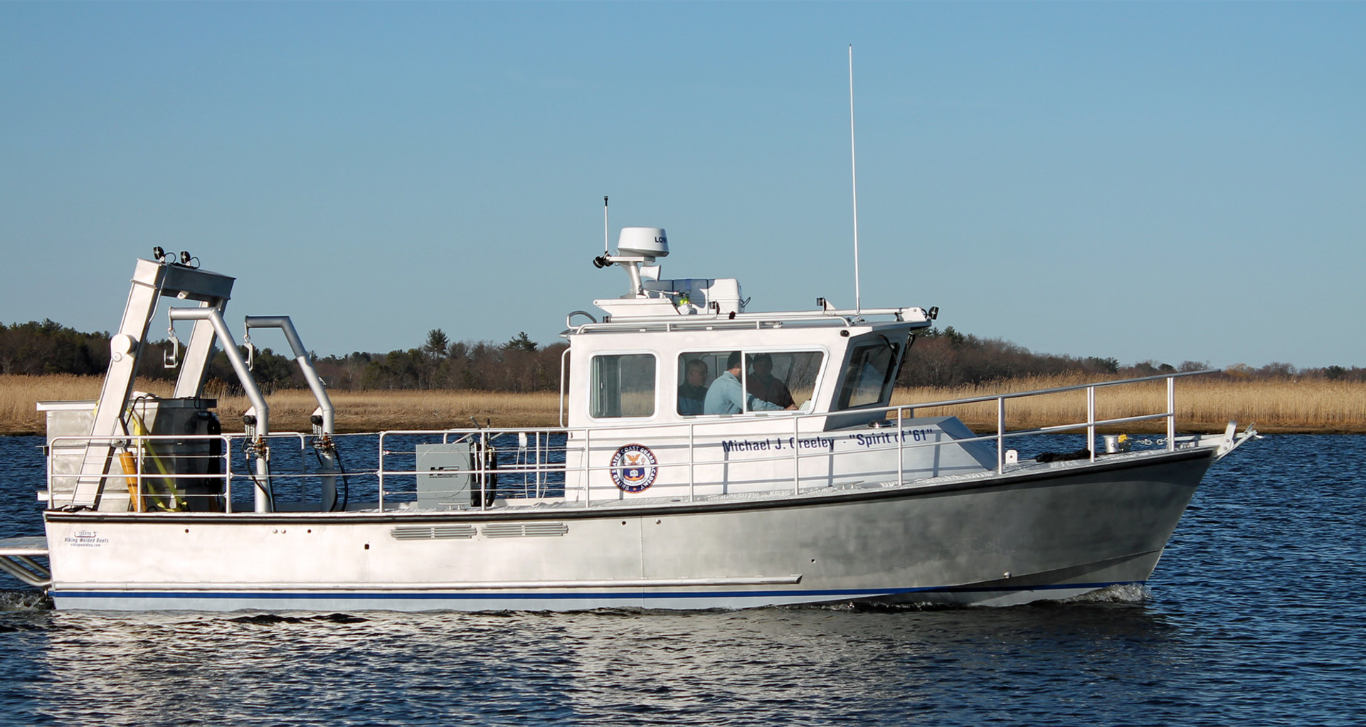 36' Research Vessel