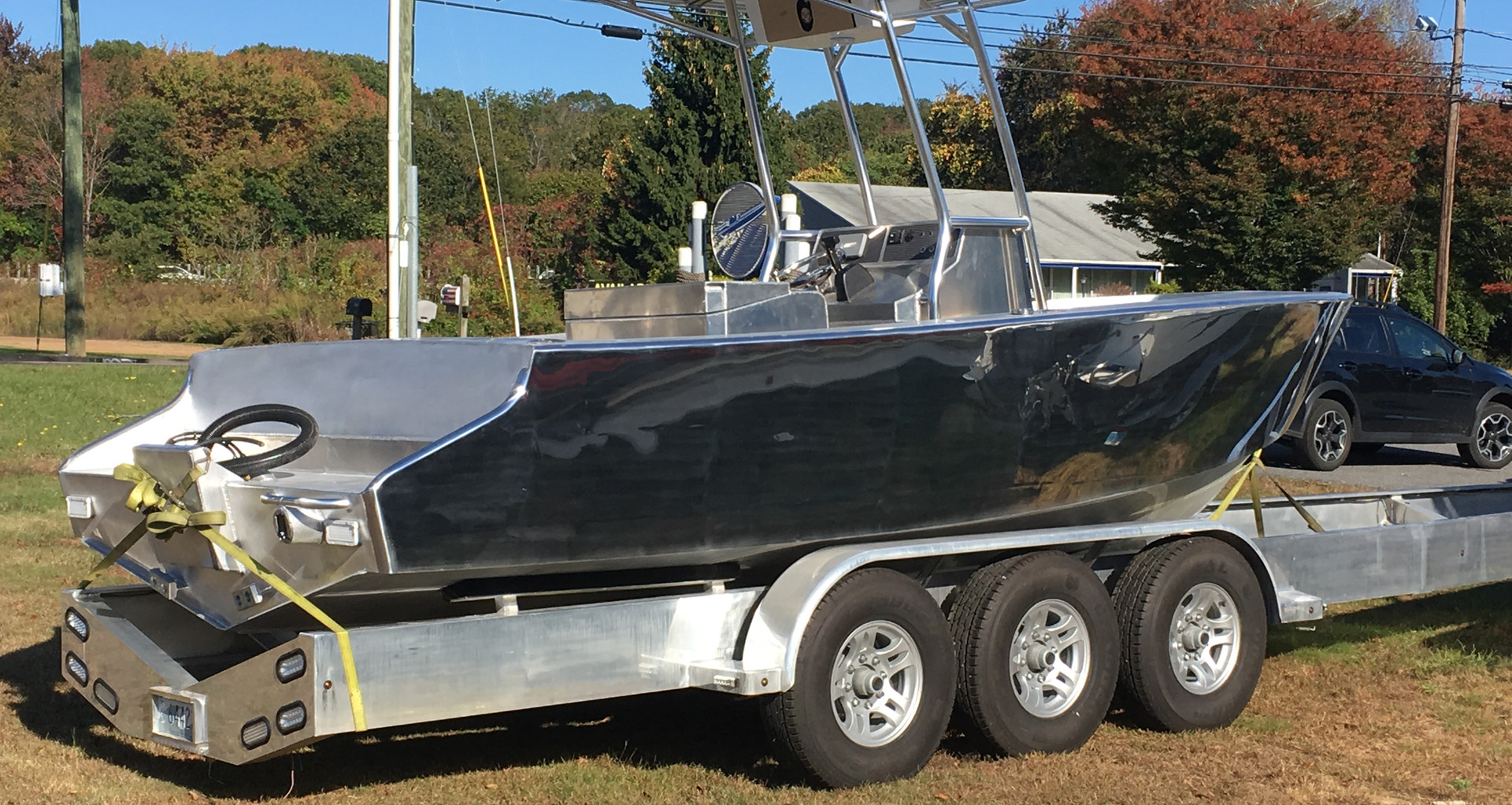 20' Center Console, One3 Powerboats