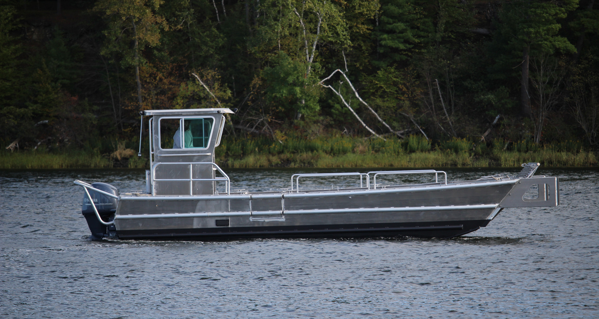 28' Flat Bottom Landing Craft