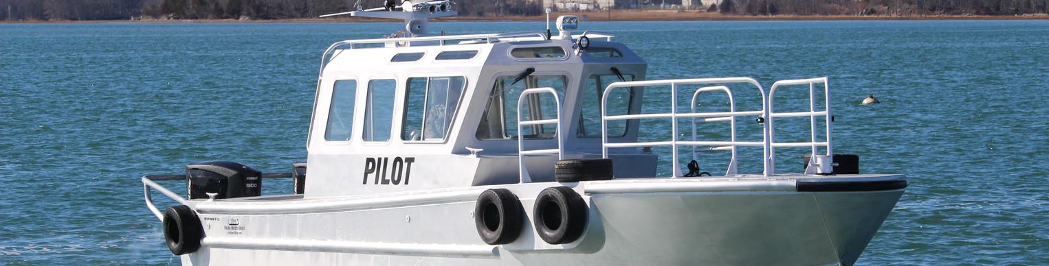 32' Pilot Boat