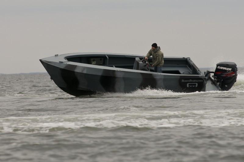 22' Duck Boat
