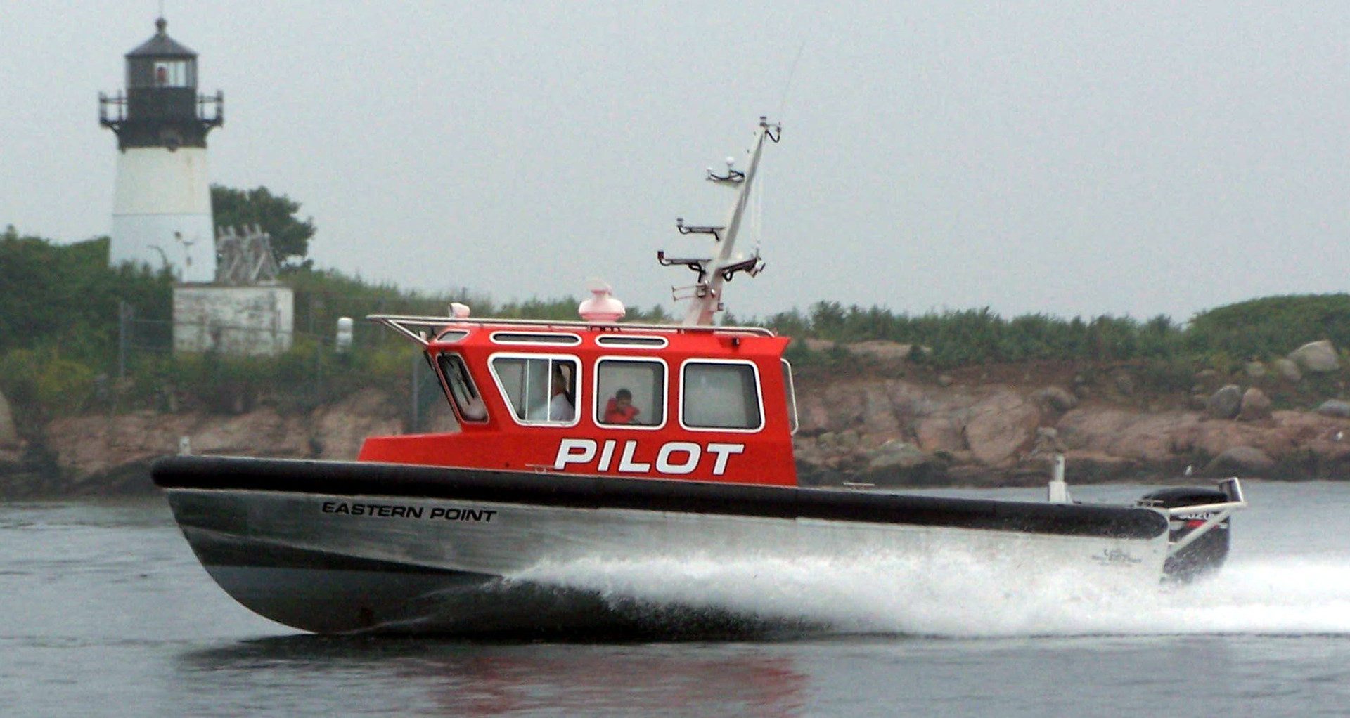 30.5' Aluminum Pilot Boat