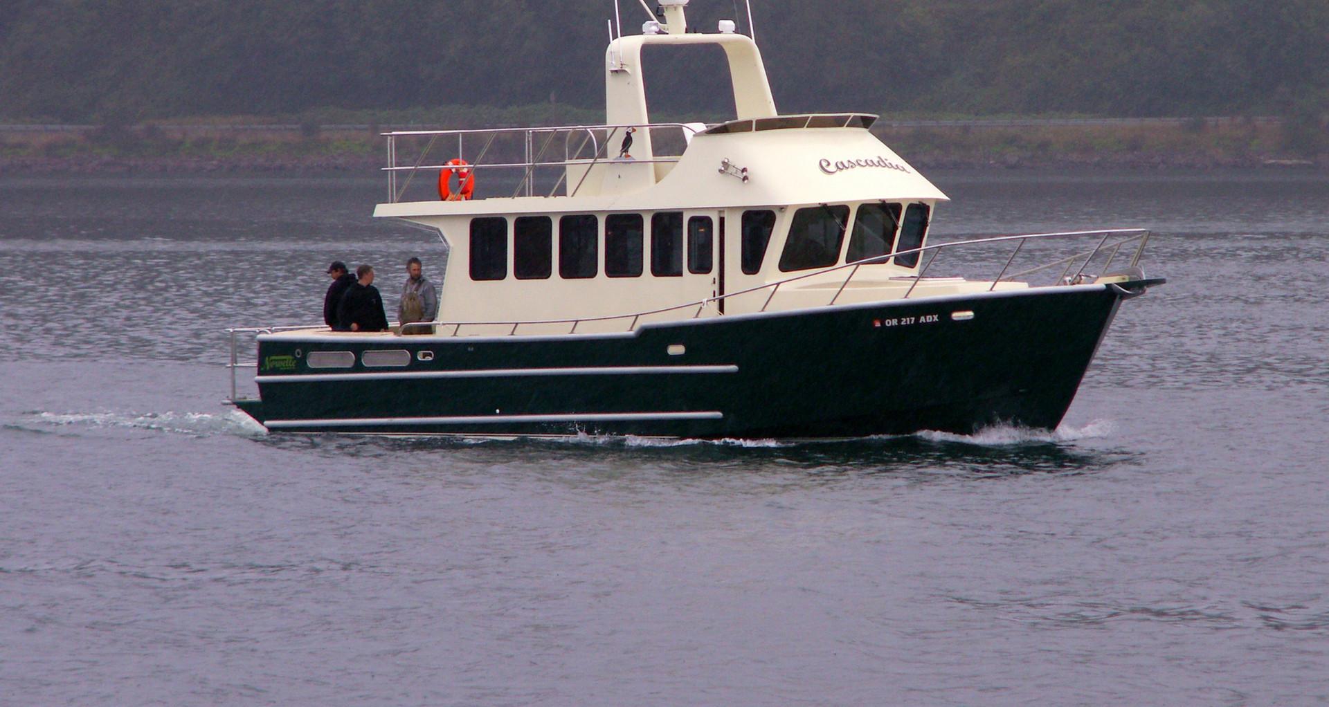 42' Norvelle Cruiser