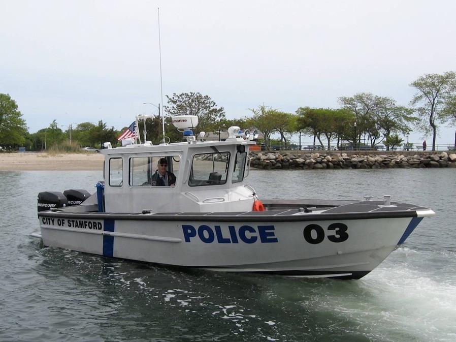 Rock Salt 29' Patrol Boat