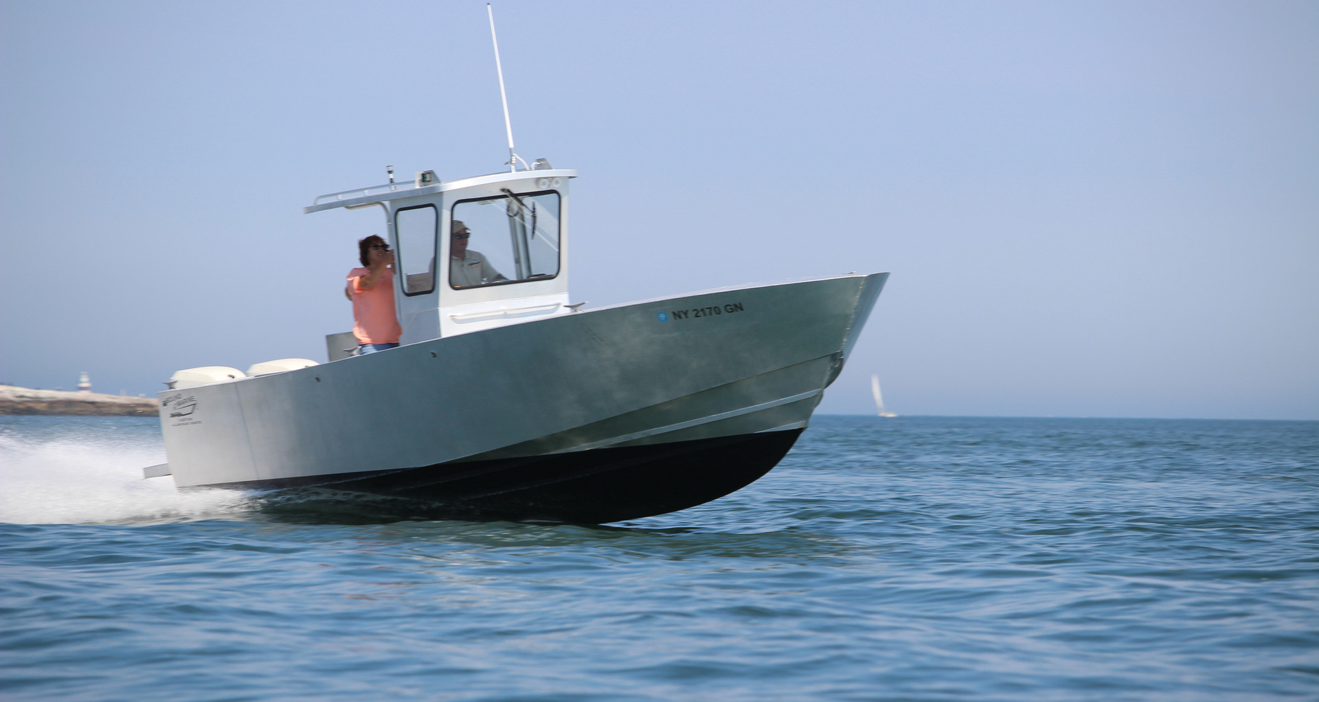 Rock Salt 29' Center Console Dive