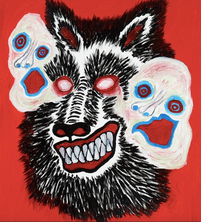 Twisted Rage (58th Venice Biennale 2019)
