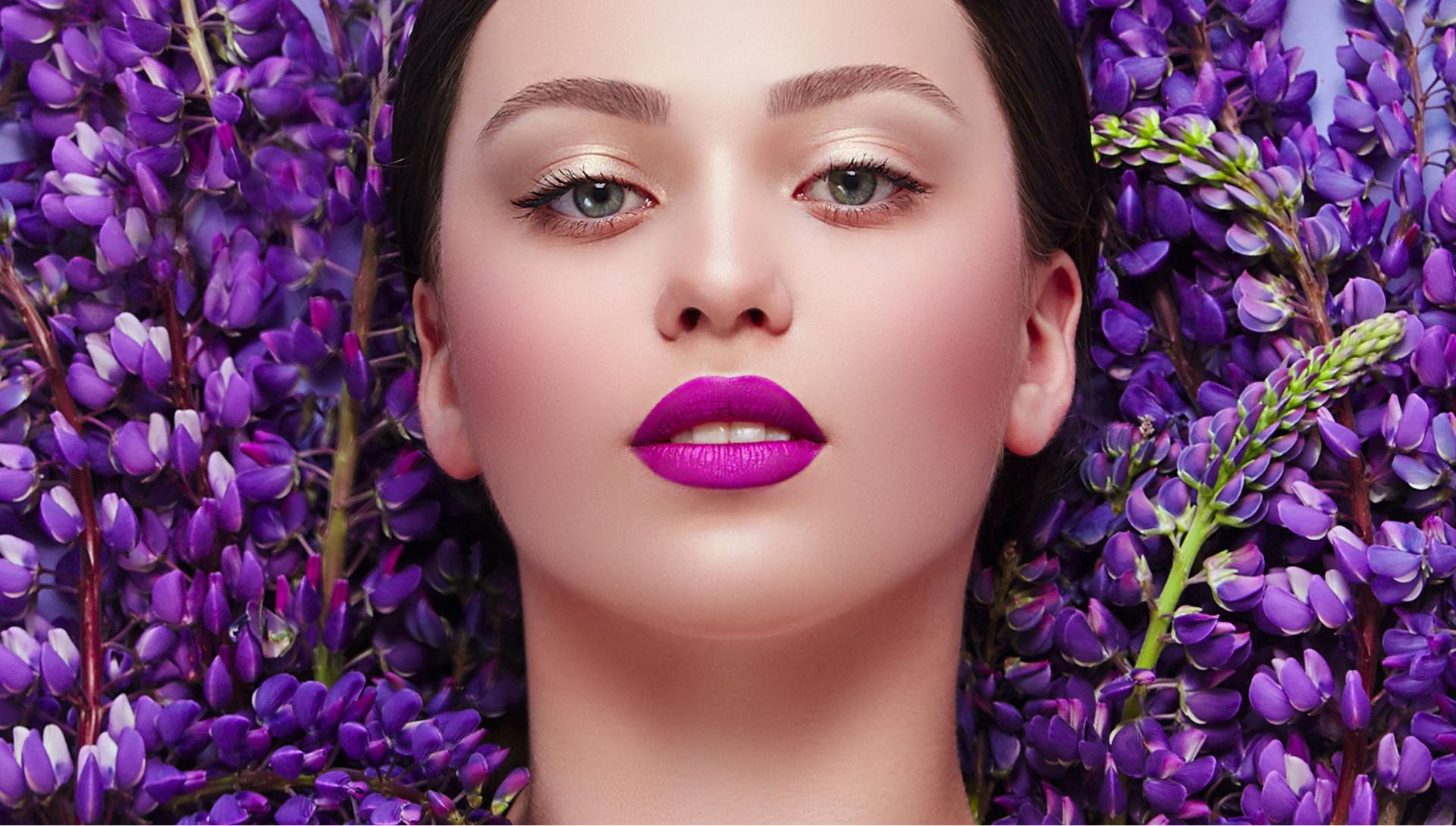 The purple peel