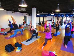 yoga en malaga