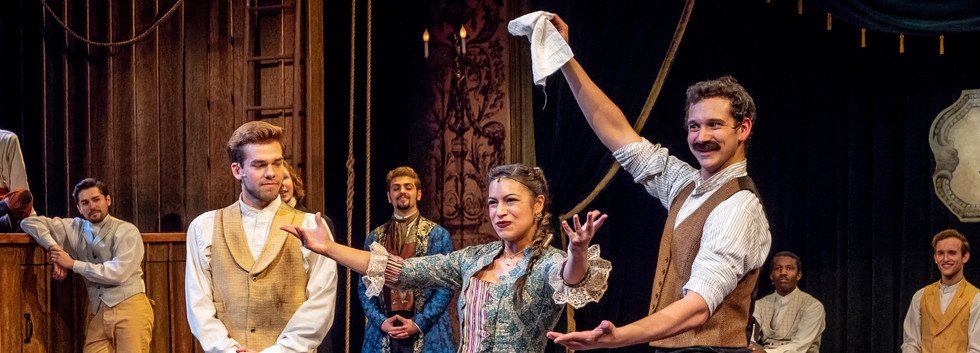 The Mystery Of Edwin Drood (Helena Landless)