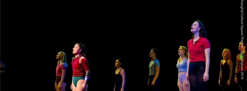 A Chorus Line International Tour (Diana Moralas)