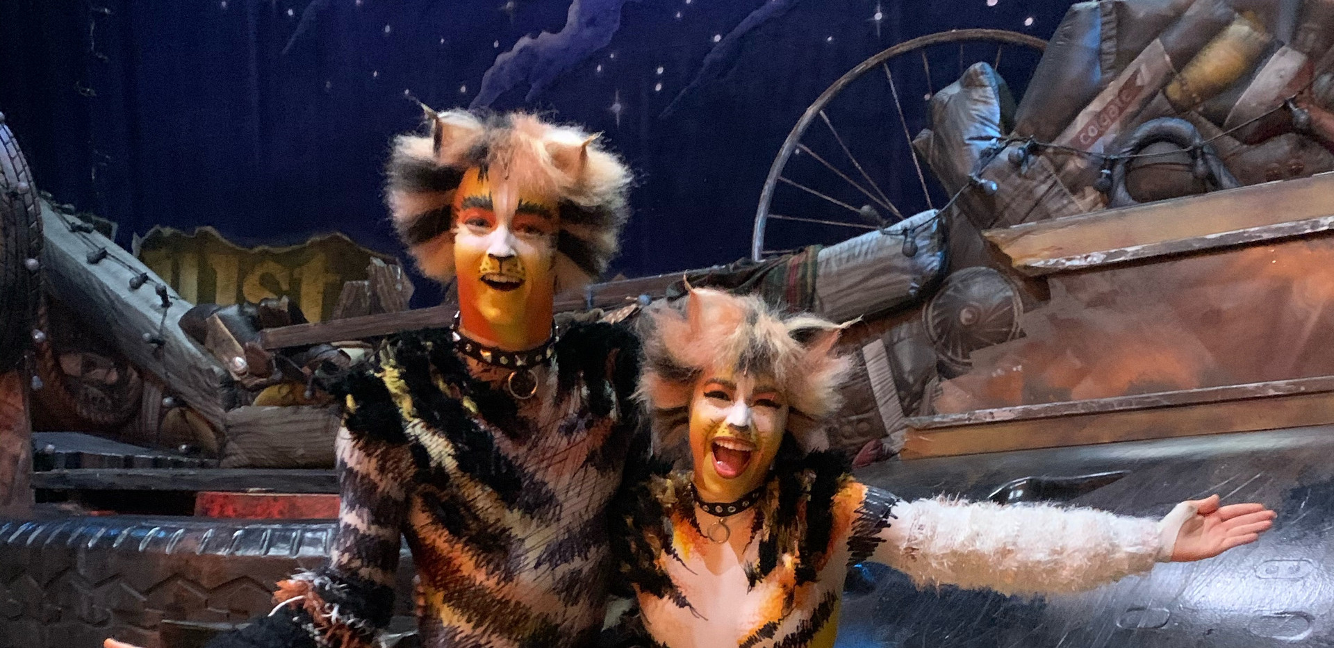 CATS National Tour (Rumpleteazer)