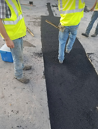Commercial parking lot maintenance in Austin, TX | Asphalt Contractors