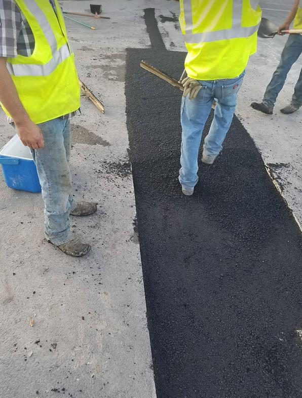Commercial parking lot maintenance in Austin, TX | Asphalt Contractors