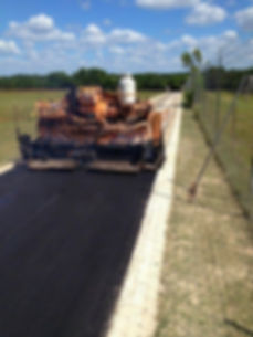 Asphalt paving in Austin, TX   Texan Paving