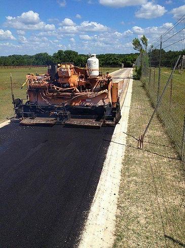 Asphalt paving in Austin, TX | Texan Paving