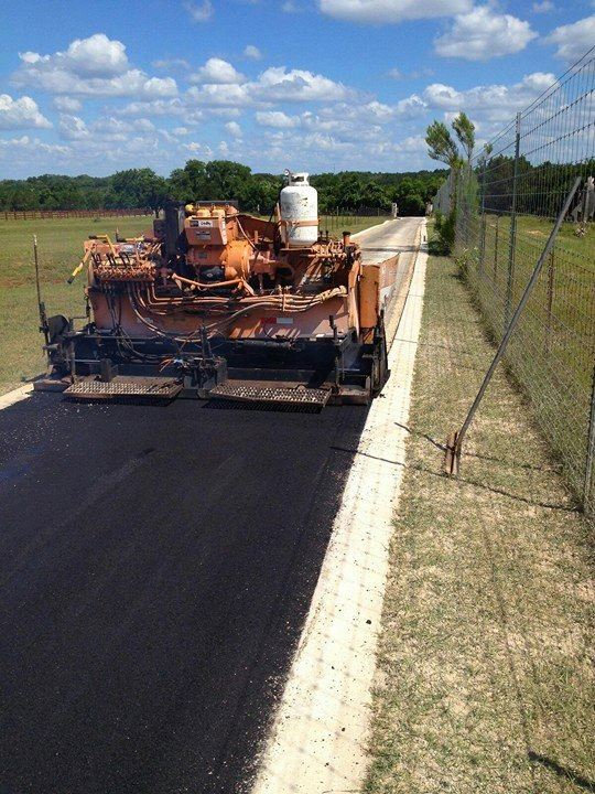 Asphalt paving in Austin, TX | Texan Paving