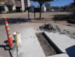 Concrete pothole repair Georgetown TX | Concrete Company
