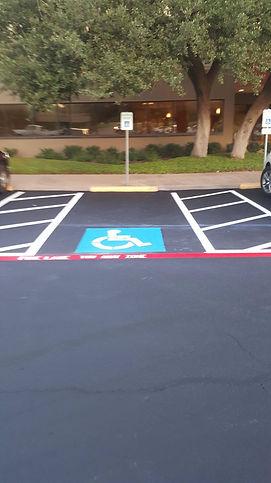Parking lot Maintenance Lakeway, Texas